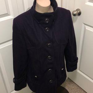 Laura Petites Pea Coat